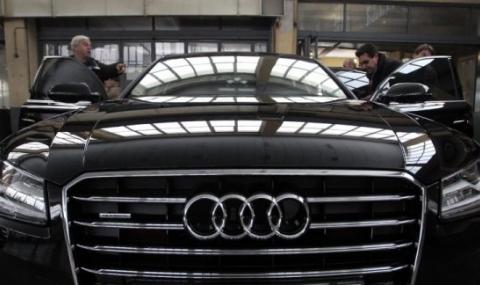 НСО показа новите автомобили на властта - 1
