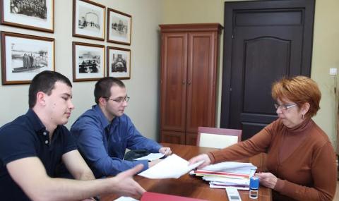 Студенти от Свиленград наградени със стипендии - 1