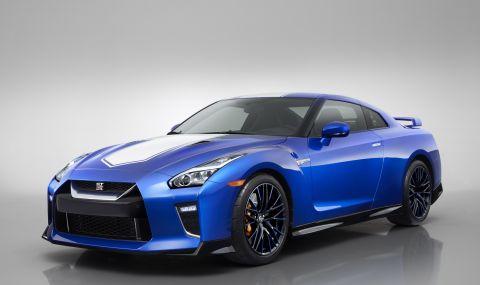 Nissan представя нов GT-R утре - 1