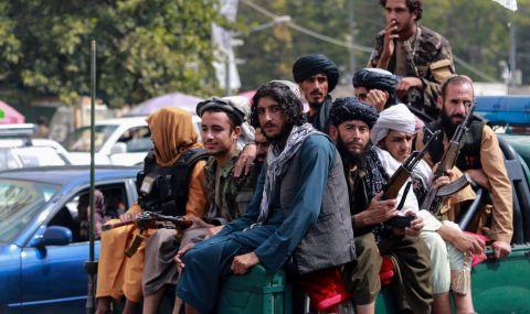 Талибаните забраниха на бръснарите да подстригват бради - 1