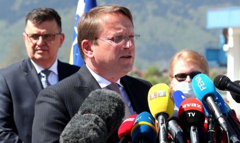Европа няма да приеме промени на Балканите