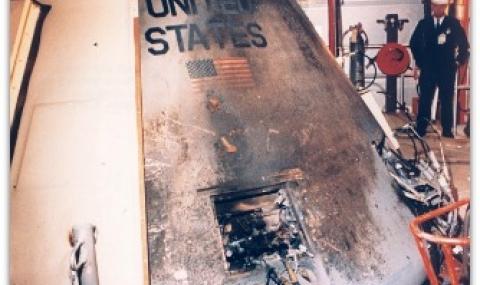 """Трагедията с """"Аполо 1"""", преобърнала космонавтиката"""
