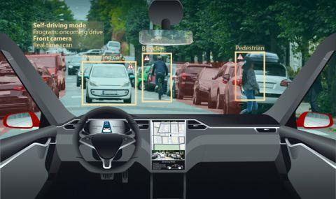 Самоуправляващи се автомобили без хора в кабината започват тестове в Русия - 1