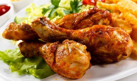 Рецепта за вечеря: Панирани пилешки бутчета по рецепта на Гордън Рамзи