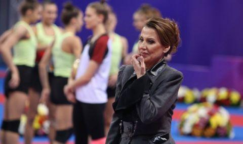 Илиана Раева: Сигурна съм, че Левски няма да фалира