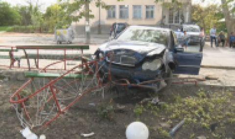 Пострадалите деца след инцидента в Сладун са в стабилно състояние