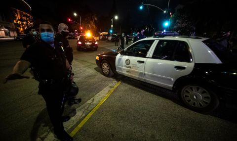 Полицаи застреляха мъж в Лос Анджелис