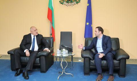 Борисов се срещна с Османи: Необходим е разум, а не емоции - 1