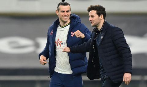 Временният треньор на Тотнъм се надява да остане за постоянно