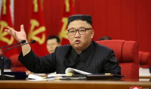Ким Чен-ун обеща да се справи с недостига на храна