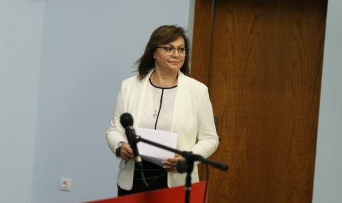 Корнелия Нинова: Правителството на Борисов се провали с ваксините!