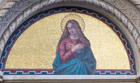 Св. Мария Магдалена - вижте кой празнува днес