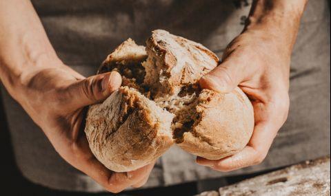 Лесен трик с вода прави сухия хляб отново свеж