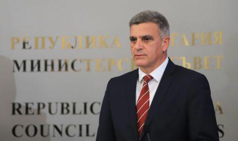 Изслушват Стефан Янев в парламента - 1