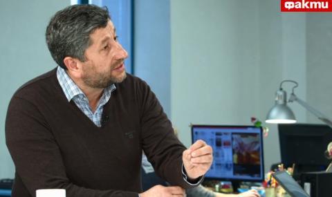 Христо Иванов пред ФАКТИ: Президентът е прав, но е по-важно какво ще произлезе след казаното