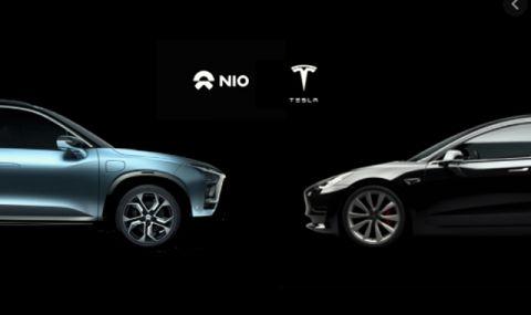 Китайските производители на електромобили събират инвестиции, за да се противопоставят на Tesla