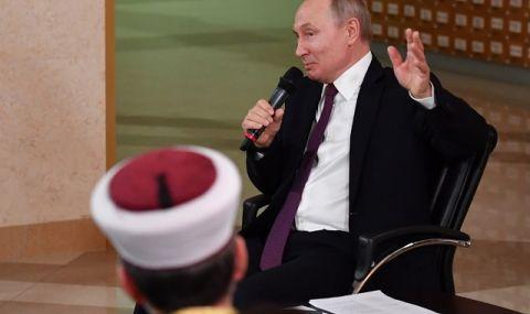 Путин предупреди: Прибързаните действия могат да доведат до енергиен недостиг! - 1