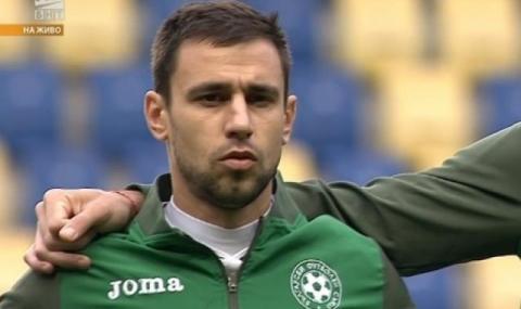 Дерменджиев повика по спешност бек на Черно море за мача с Уелс