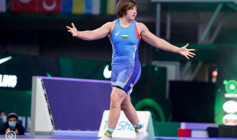 Златен медал за България от Световната купа по борба