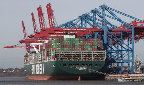 Ръст в износа на Германия