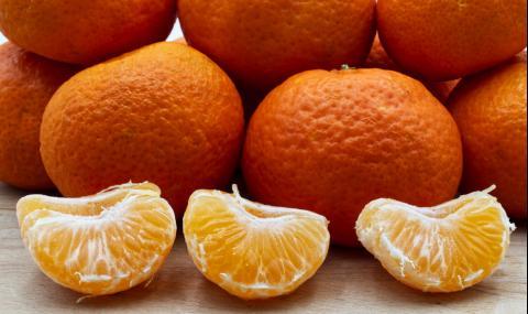 Разкриха коварна особеност за мандарините