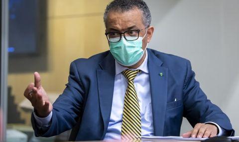 СЗО с добри новини: Пандемията е в плато, а смъртните случаи и заразяванията намаляват!