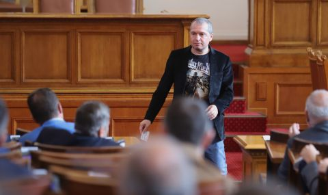 Тошко Йорданов: Татяна Дончева е убеждавала Радостин Василев да разцепи ИТН - 1