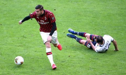 Ювентус хвърли око на защитник на Милан