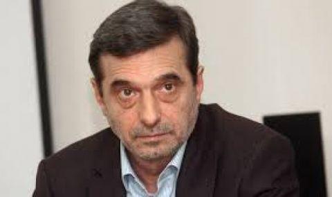 Димитър Манолов: Всичко в държавата може да се срути за 5 минути