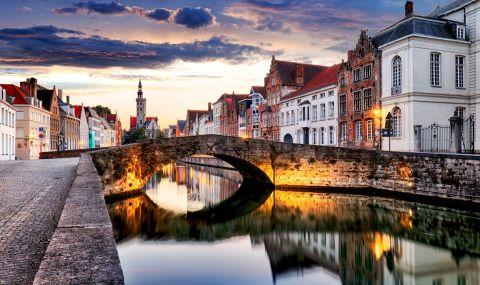 Отпадна изискването за карантина и тест при влизане на български граждани в Белгия
