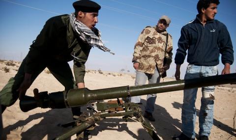Армията на Хафтар обяви едностранно прекратяване на военните действия