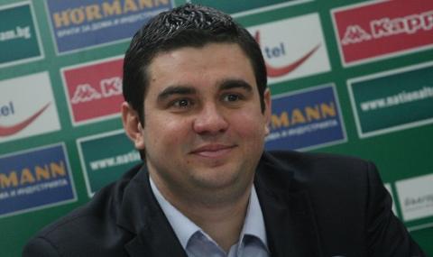 Ясен е новият оперативен ръководител в Ботев (Пловдив)