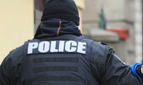 Хванаха столичен полицай с наркотици