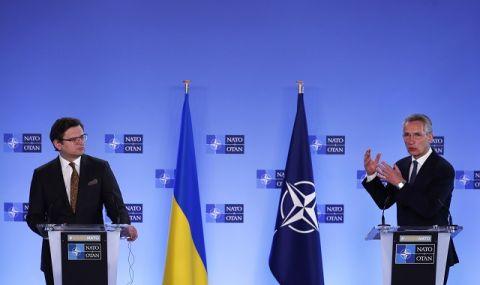 Украинският външен министър: Не планираме никакво нападение или ескалация!