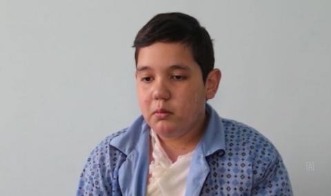 Дете оцеля по чудо, след като беше поразено от волтова дъга