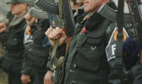 Девет души са осъдени за тероризъм в Косово