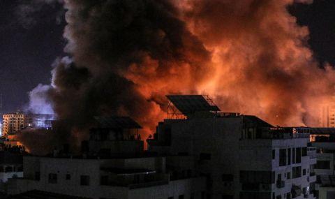 Няма признаци за отслабване на враждебните действия между Израел и Хамас - 1