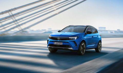 Opel обнови едно от SUV-тата си - 1