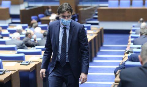 Крум Зарков: Думата за мандата е една -