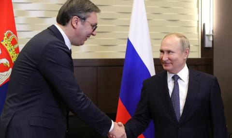 """Сърбия почти завърши """"Турски поток"""""""