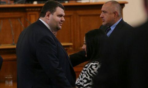 Борисов: От години не съм виждал Пеевски. Аз мога ли да кажа, че Радев е ортак с Черепа?