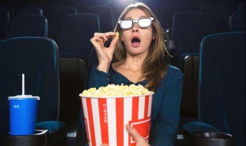 Това са най-гледаните филми у нас за изминалата година