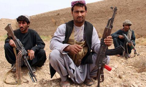 САЩ предложили на Кабул временно съвместно управление с талибаните