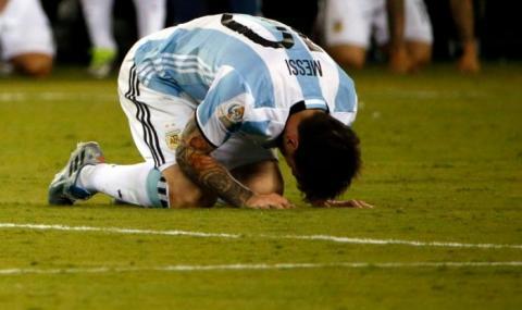 Селекционерът на Аржентина: Беше правилно Меси да остане резерва на Мондиал 2006