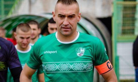 Берое: Привлякохме Мартин Камбуров със свободен трансфер