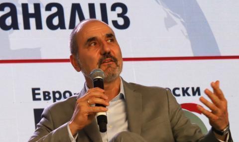 Цветанов вижда партията си сред водещите