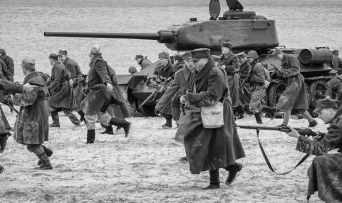Когато Сталин нападна Полша