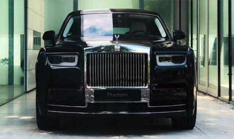 Rolls-Royce, който се продава у нас за над милион