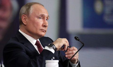 Путин със съвет към шефа на британското разузнаване