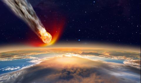 Ден преди изборите в САЩ, астероид ще удари Земята (СНИМКИ)